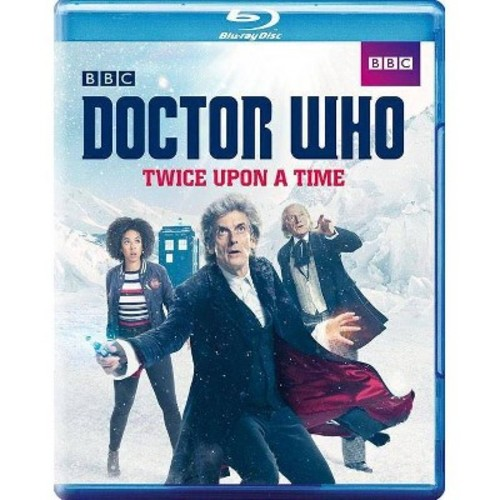 Doctor Who Special:Twice Upon A Time (Blu-ray)