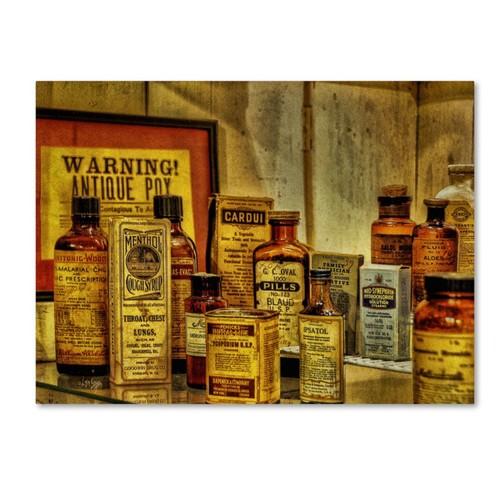 Trademark Fine Art 'Vintage Medicines' 24