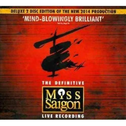 Original cast - Miss saigon:25th anniversary (Ocr) (CD)