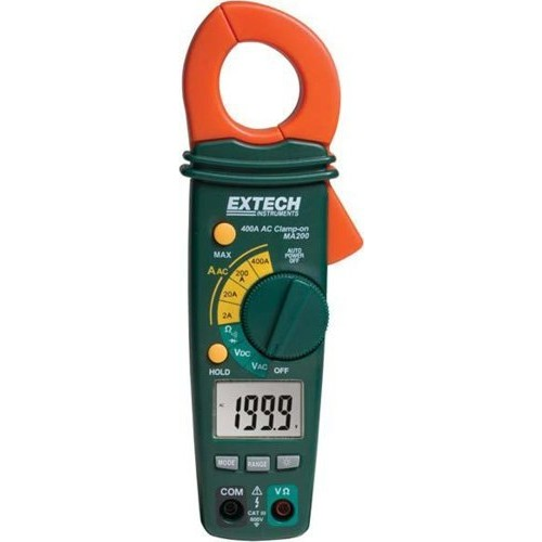 Extech MA200 Compact Clamp Meter [Clamp meter]