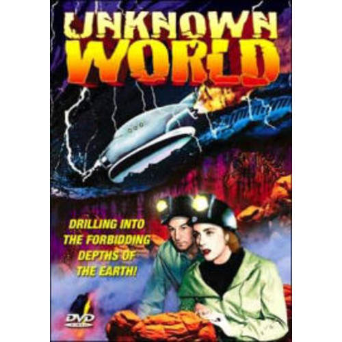 Unknown World [DVD] [1951]