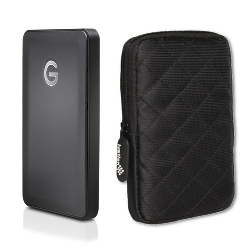 G-Technology 4TB G-Drive Mobile External Hard Drive with USB 3.0