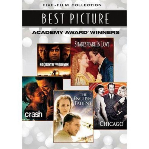 Best Picture Academy Award Winners 5-Film Collection