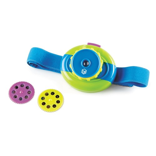 Learning Resources Primary Science Headlamp Projector