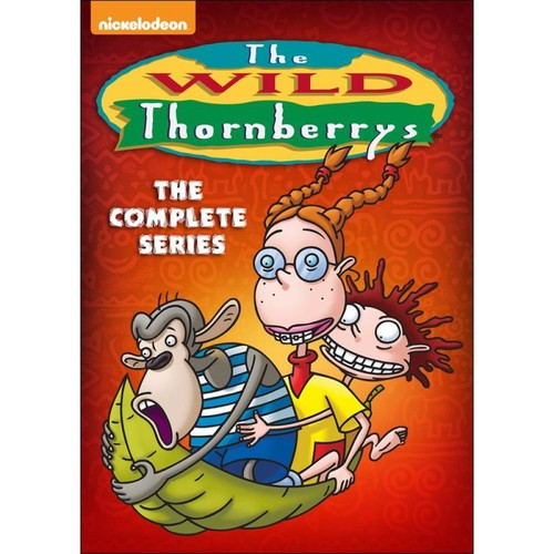 The Wild Thornberrys: The Complete Series [15 Discs] [DVD]