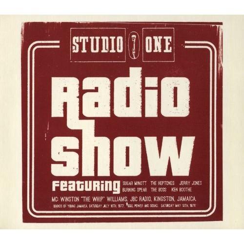Studio One Radio Show [CD]
