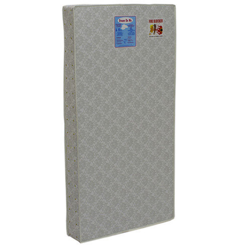 Dream On Me Orthopedic Extra Firm Foam Standard Crib Mattress