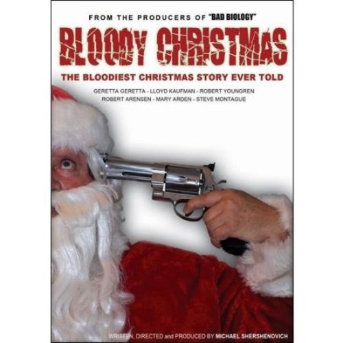 Bloody Christmas [DVD] [2012]