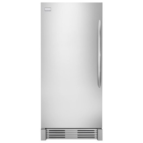 Frigidaire - Gallery 19.0 Cu. Ft. Frost-Free Upright Freezer - Stainless Steel