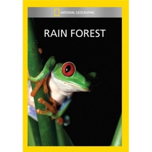 National Geographic Rain Forest DVD-5