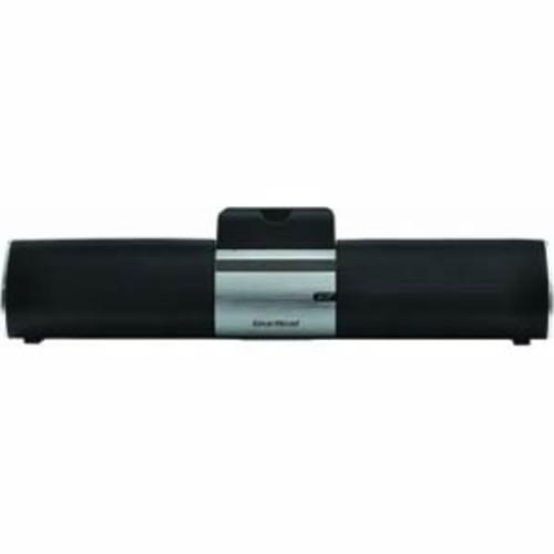 Gear Head Wireless Tablet & Smartphone Speaker - Black