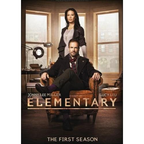 Elementary: The First Season (6 Discs) (dvd_video)