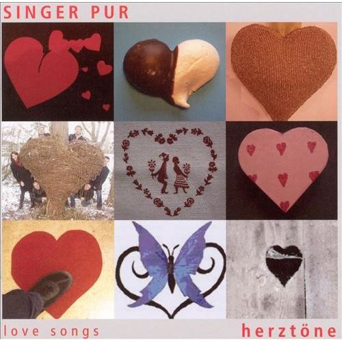 Herztne (Love Songs) [CD]
