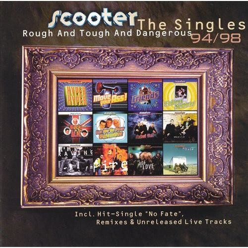 Rough & Tough & Dangerous: Singles 1994-1998 [CD]