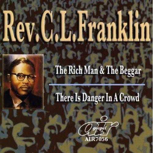 Rich Man and the Beggar/There Is Danger in a Crowd [CD]