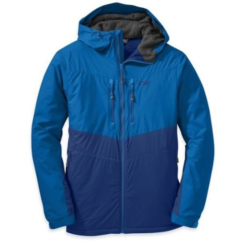 AlpenIce Hooded Insulated Jacket - Men's