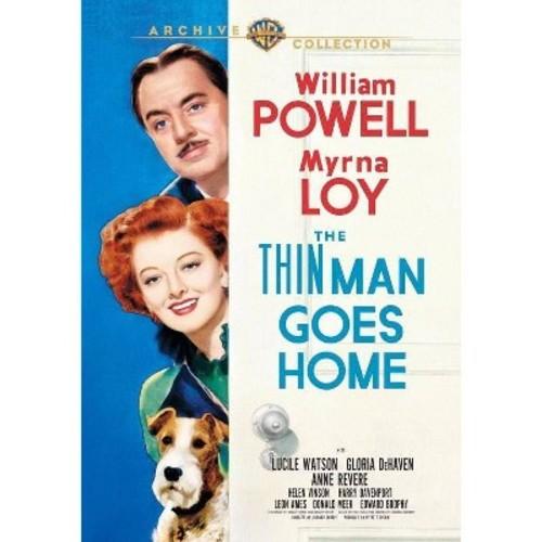 Thin Man Goes Home (DVD)