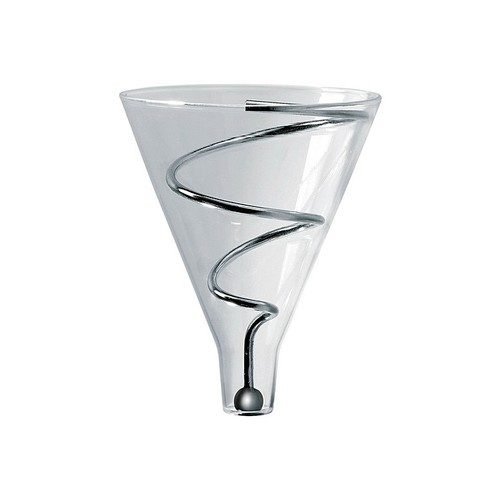 Peugeot Ressort Aerator - Glass and Stainless Steel