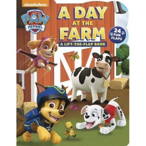 Day at the Farm (Hardcover) (Cara Stevens)