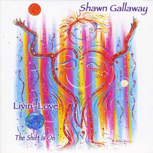 Livin' Love- The Shift Is On [CD]