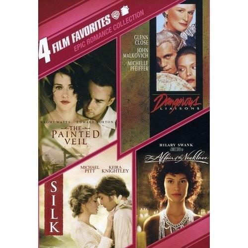 Epic Romances Collection: 4 Film Favorites [2 Discs] [DVD]