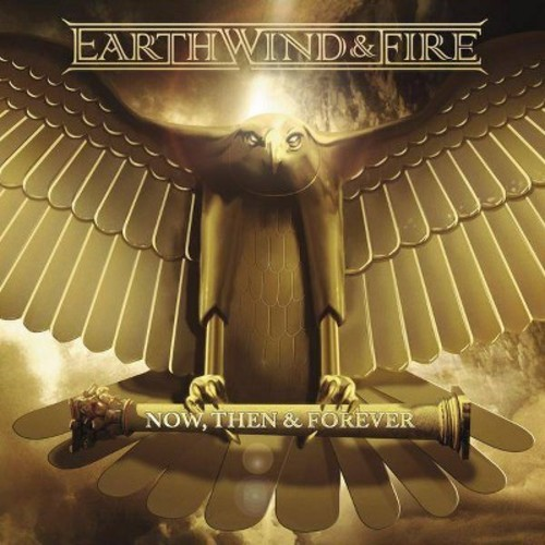 Wind & fire earth - Now then & forever (CD)
