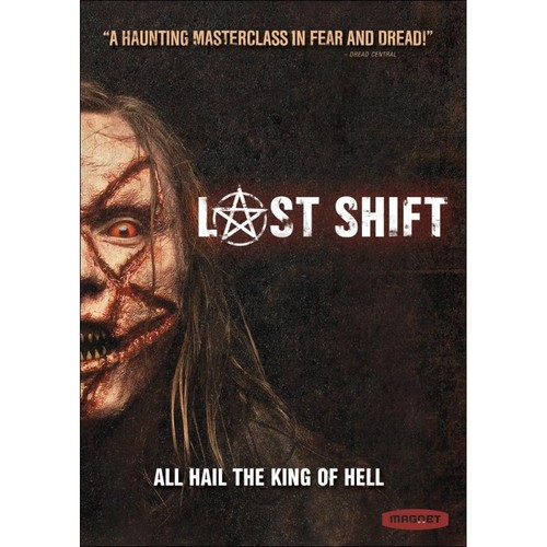Last Shift [DVD] [2014]