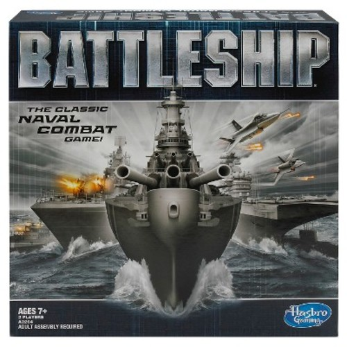 Battleship Board Game