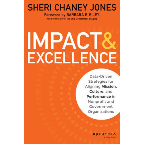 Impact & Excellence: Data-Driven Strategies for Aligning Mission, Culture and Performance in Nonprofit and Government Organizations / Edition 1