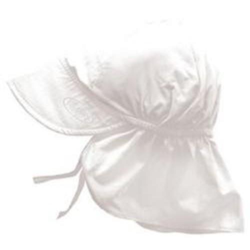 iPlay Newborn Solid Flap Sun Protection Hat [option : White]