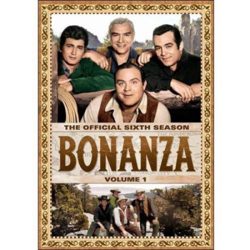 Bonanza: The Official Sixth Season, Vol. 1 [DVD]