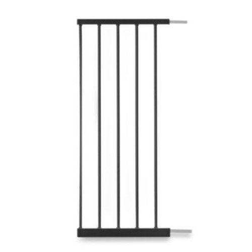 KidCo Gateway Pressure Mount Gate 12 1/2-Inch Extension Kit in Black