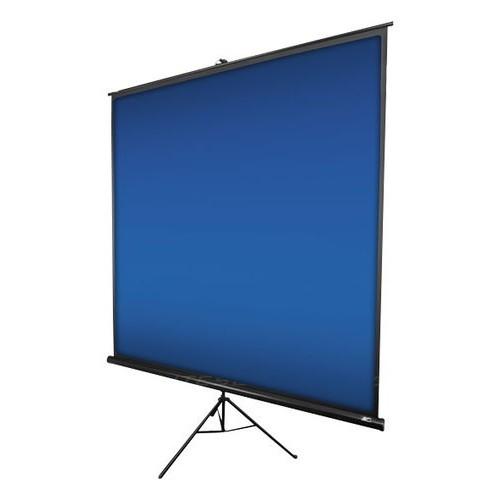 Elite Screens Tripod Series, 100-INCH 4:3, Portable Pull Up Home Movie/Theater/Office Projector Screen, 8K/ULTRA HD, 2-YEAR WARRANTY, T100UWV1 [4:3, 100-inch, Tripod Series - Black]