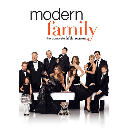Modern Family: The Complete Fifth Season [3 Discs] [DVD]