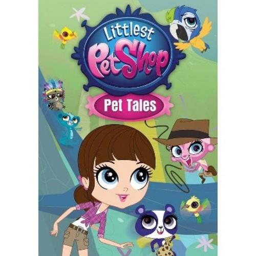 Littlest pet shop:Pet tales (DVD)