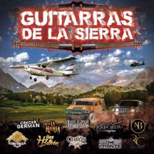 Guitarras De La Sierra [Audio CD]