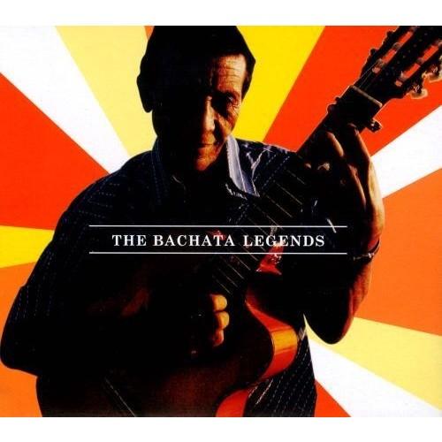 The Bachata Legends [CD]