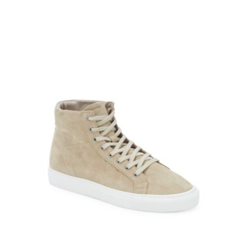 Saks Fifth Avenue - Official High-Top Platform Sneakers