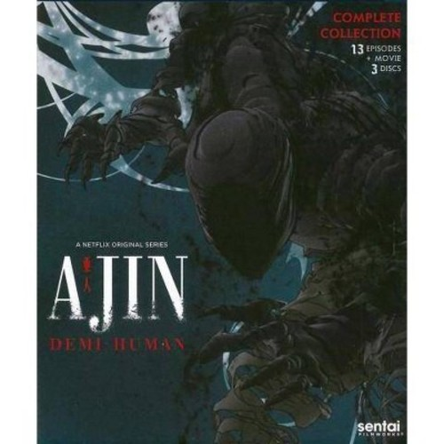 Ajin:Complete Collection (Blu-ray)