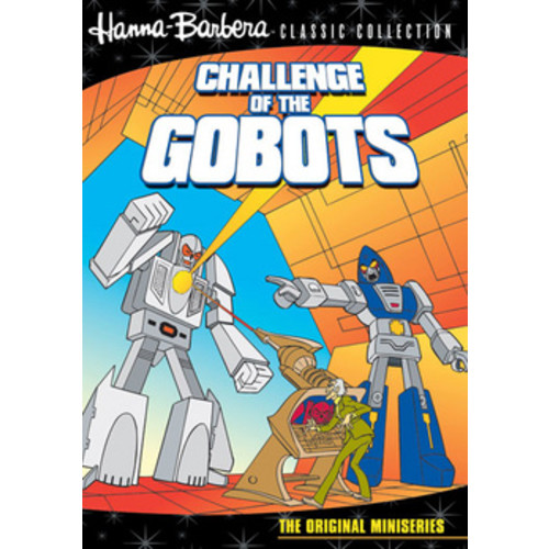 Hanna-Barbera Classic Collection: Challenge Of The Gobots - The Original Mini-series (Full Frame)
