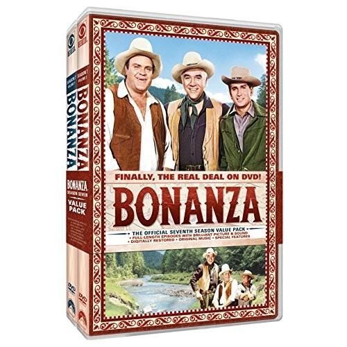 Bonanza: The Official Seventh Season, Volumes One & Two