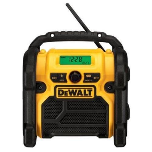 DeWalt DCR018 20/18/12 Volt Compact Radio
