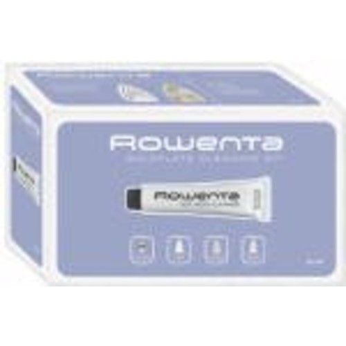 Rowenta ZD100 Non-Toxic Stainless Steel Soleplate Cleaner Kit for Steam Irons [6]