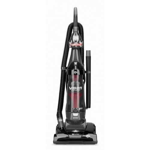 Dirt Devil Vigor Turbo Bagless Upright Vacuum, UD70110 - Corded
