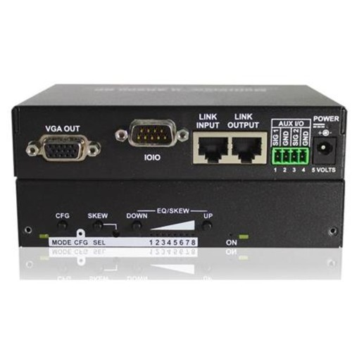 MultiView II AK-1200DP-A UTP Receiver (1200 ft)