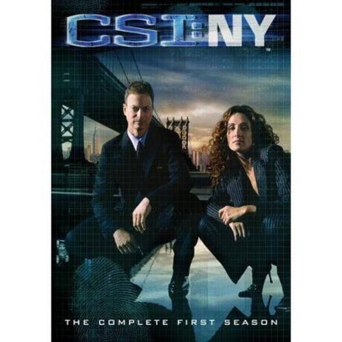 CSI: NY - The First Season [7 Discs]