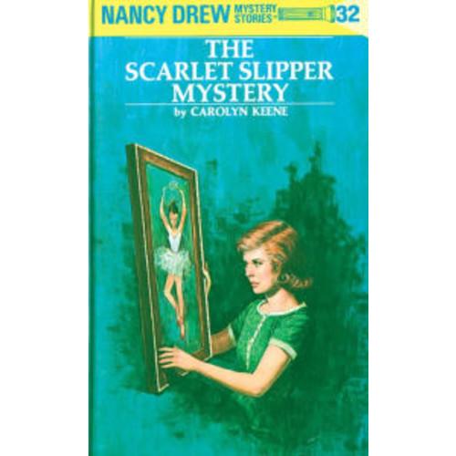 The Scarlet Slipper Mystery (Nancy Drew Series #32)