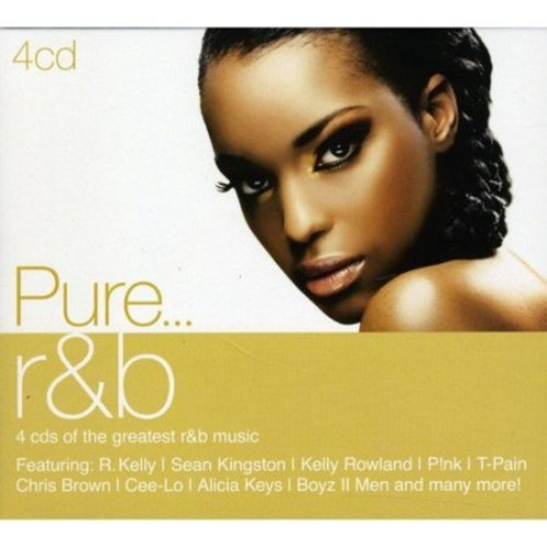 Pure... R&B [CD]