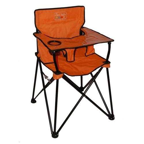 ciao! baby Portable Highchair, Orange [Orange]