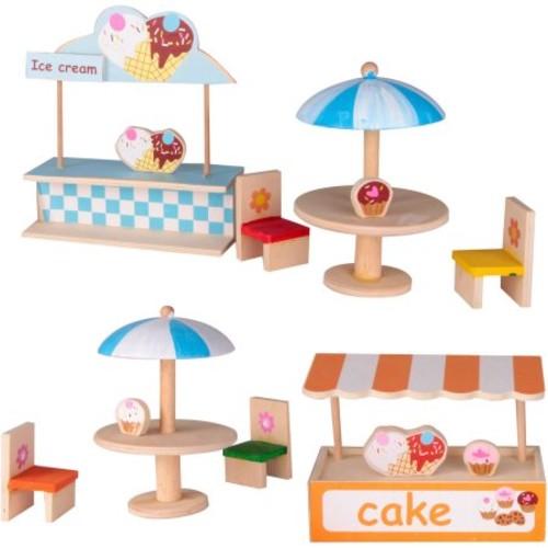 Build a Village, Cupcake/Ice Cream Set